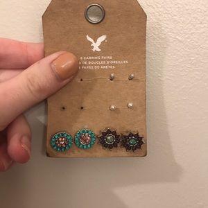 American Eagle Earrings!